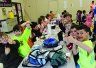 Every Moment Counts' Comfortable Cafeteria